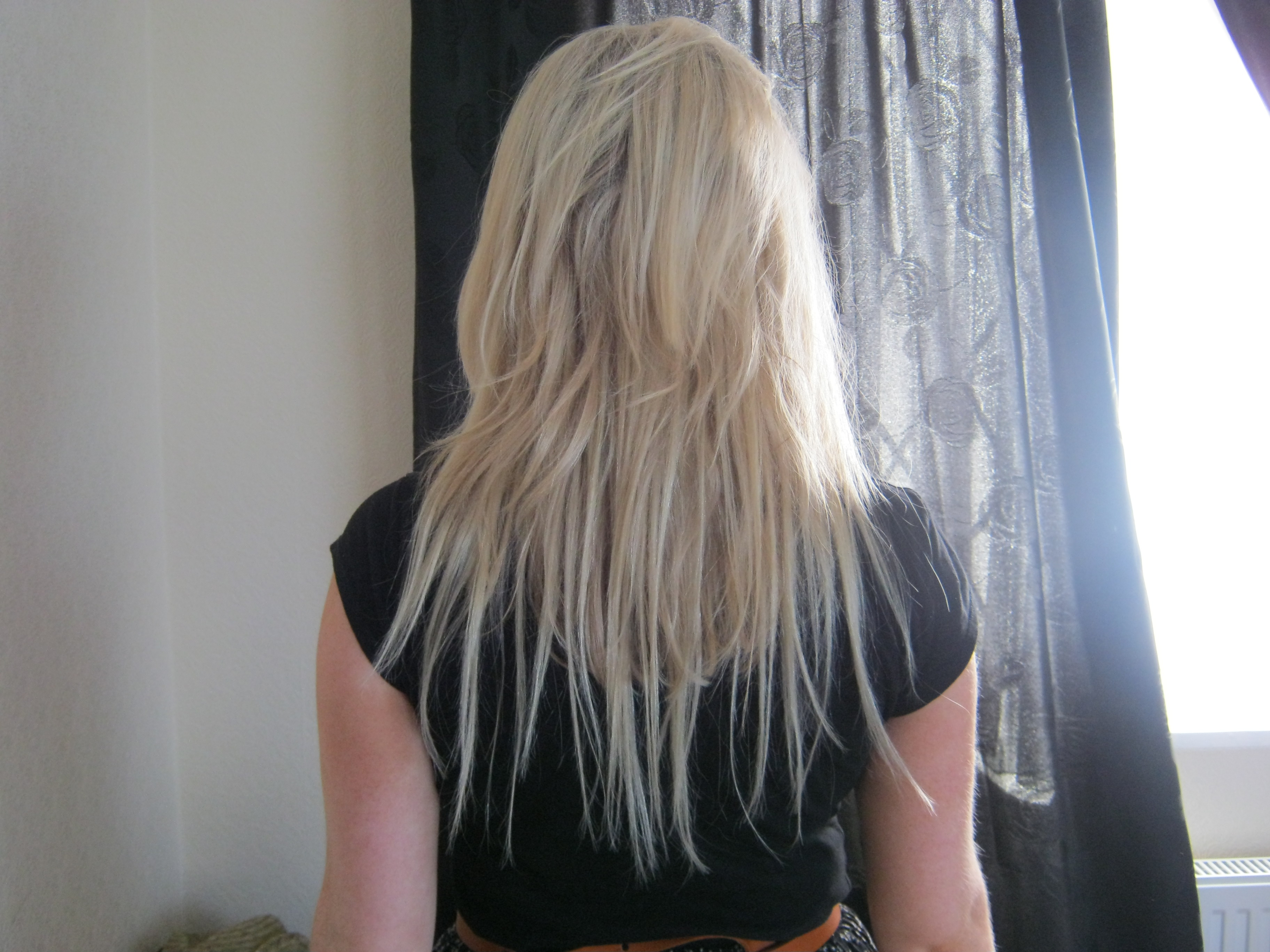 Halo Hair Extensions Golden Blonde 24 Review Steph Style