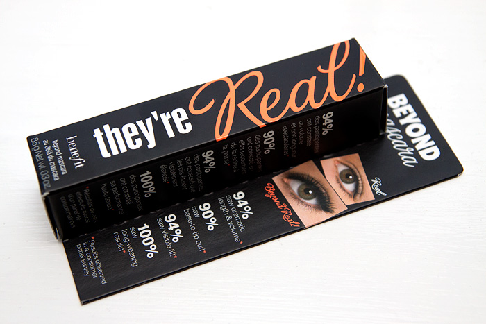Review: Benefit They're Real Mascara - Steph Style