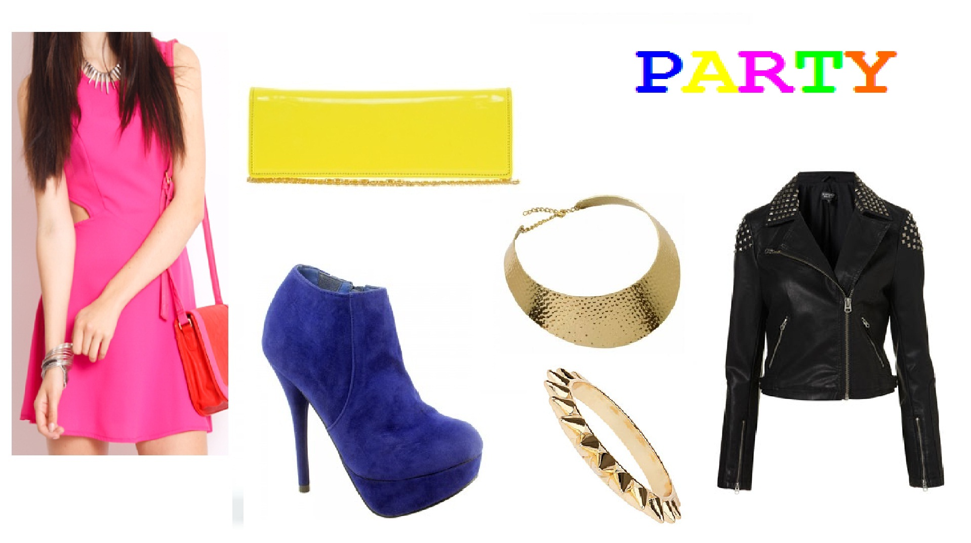 Neon Party Outfits Ideas Neon Party Outfits