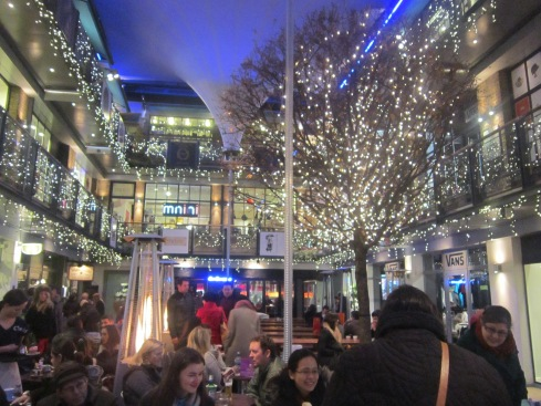 Christmas at Carnaby Street