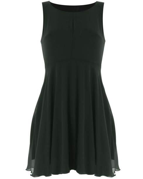 LOVE green dress, was £32, now £16