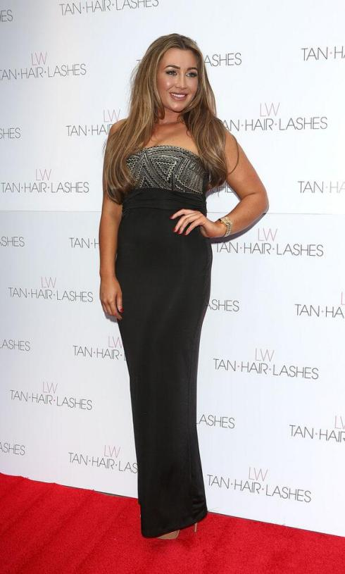 TOWIE's Lauren Goodger