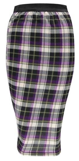 Boohoo 'Celia' Skirt, £12