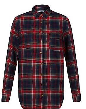 New Look Checked Shirt, £14.99