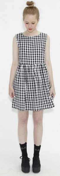 The White Pepper Gingham Dress