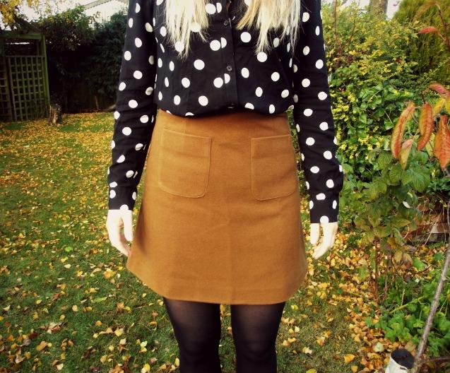 70s style skirt 2