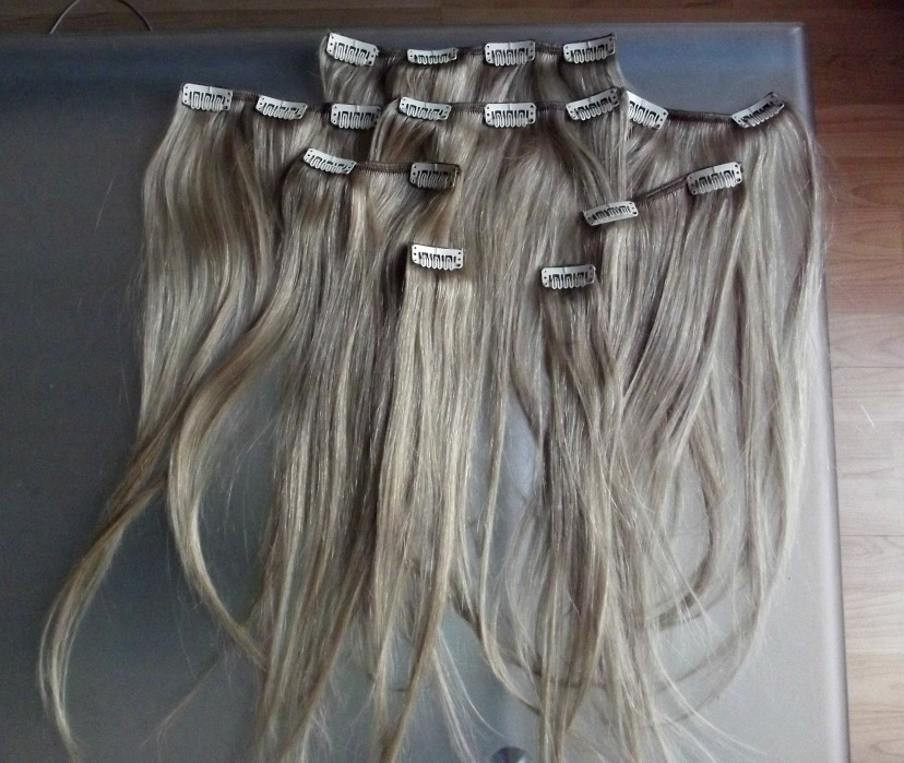 Foxy hair extensions