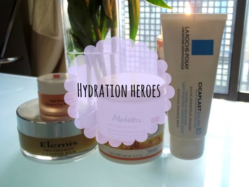 Skincare series hydration heroes