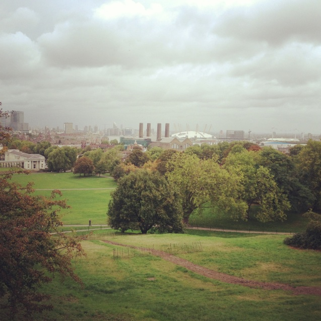 Autumn Walks in Greenwich