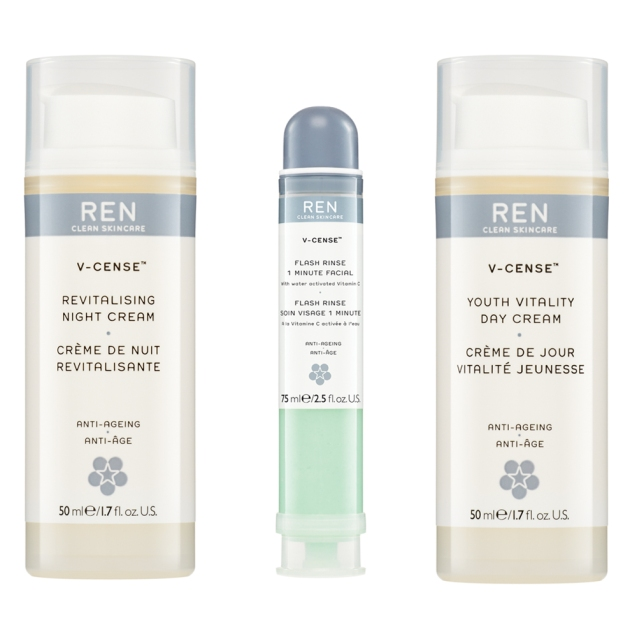 V-Cense range by REN