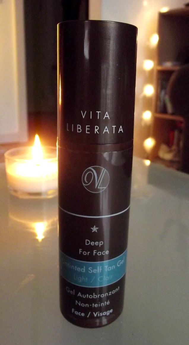 Vita Liberata Deep Face Self Tan