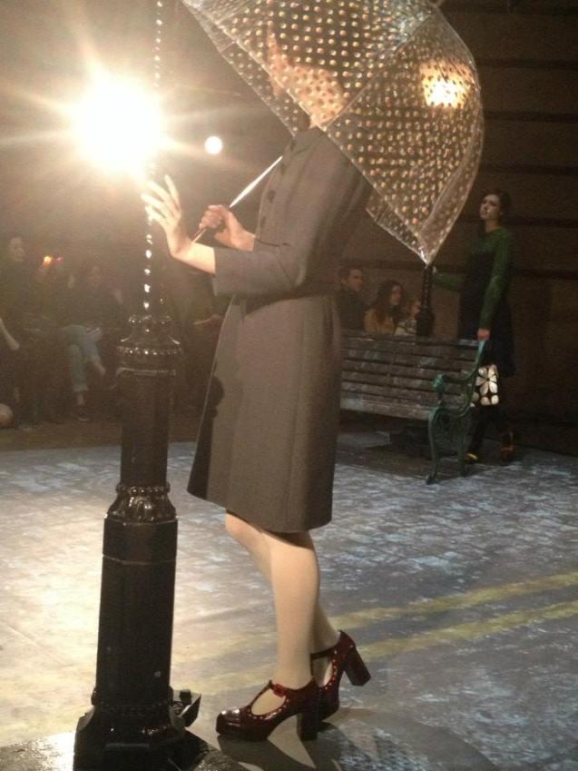 Orla Kiely LFW AW14 show