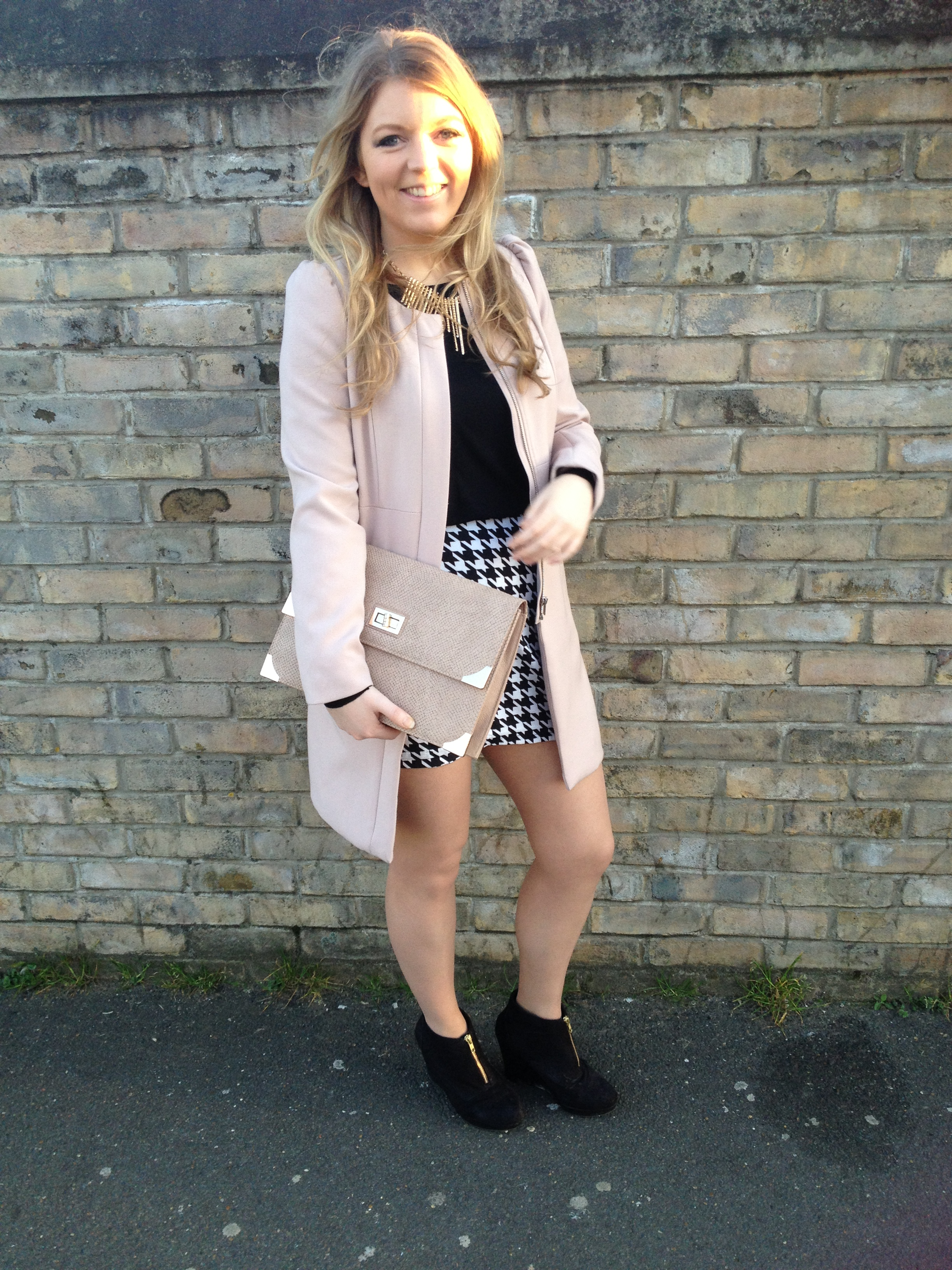 The Perfect Spring Coat for just £35 - Steph Style